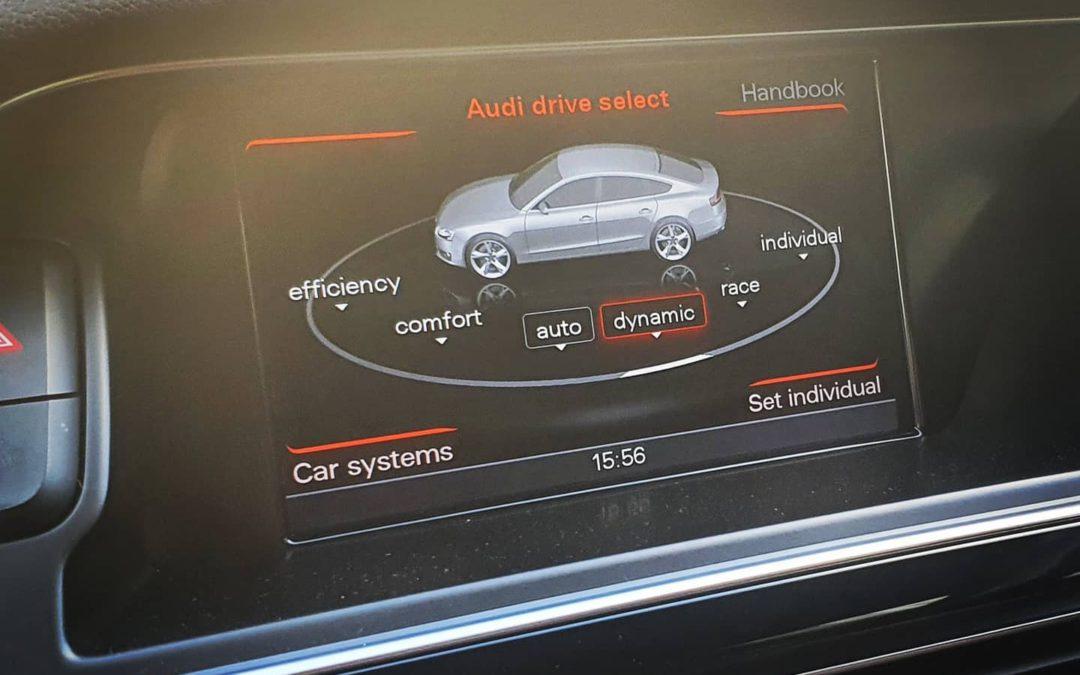 Coding – Audi A5 Black Edition