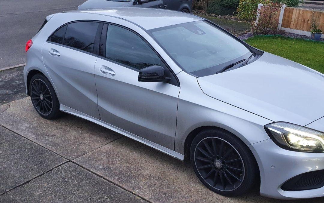 Remap – Mercedes A200d
