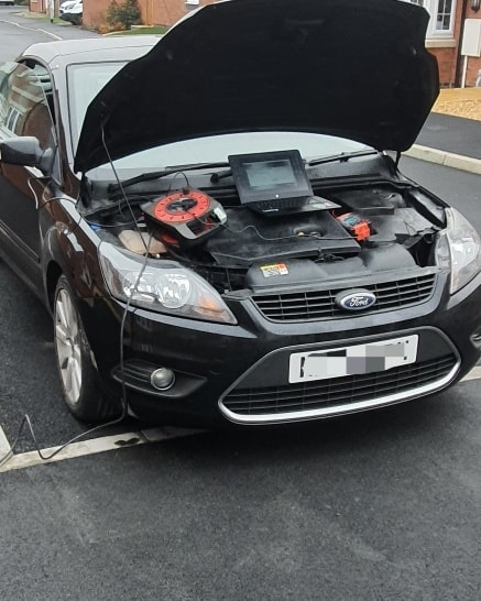 Remap – Ford Focus CC