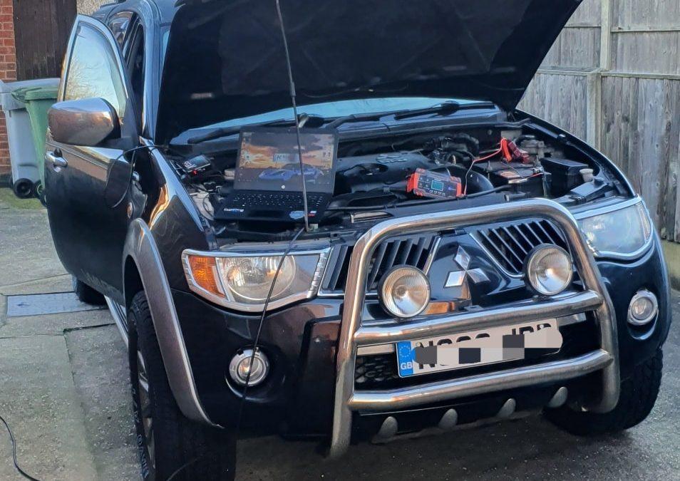 Remap – Mitsubishi L200 Pickup